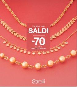 Offerte di Stroili nella volantino di Stroili ( Scade domani)