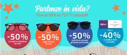 Offerte Ottica nella volantino di Optissimo a Trieste