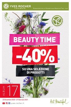 Offerte Profumeria e Bellezza nella volantino di Yves Rocher a Vercelli ( Per altri 11 giorni )