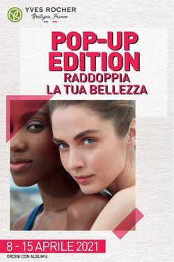 Offerte Profumeria e Bellezza nella volantino di Yves Rocher a Catania ( Scade oggi )