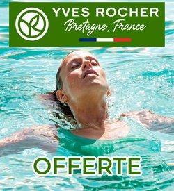 Offerte di Profumeria e Bellezza nella volantino di Yves Rocher ( Pubblicato ieri)