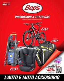 Offerte di Auto, Moto e Ricambi nella volantino di Beps ( Per altri 10 giorni )