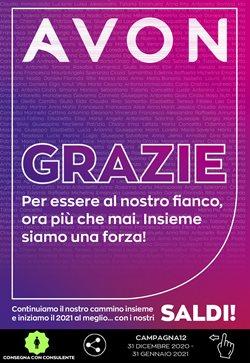 Offerte Profumeria e Bellezza nella volantino di Avon a Vercelli ( Per altri 15 giorni )