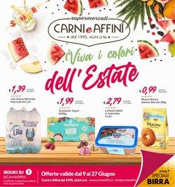 Offerte di Carni e Affini Supermercati nella volantino di Carni e Affini Supermercati ( Per altri 11 giorni)