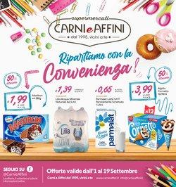 Offerte di Carni e Affini Supermercati nella volantino di Carni e Affini Supermercati ( Per altri 2 giorni)