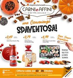 Offerte di Iper Supermercati nella volantino di Carni e Affini Supermercati ( Per altri 13 giorni)