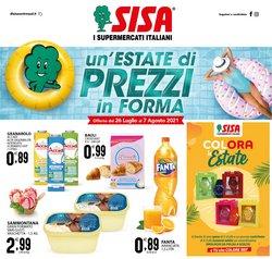 Catalogo Sisa ( Pubblicato ieri)