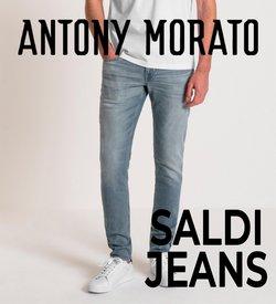 Offerte di Antony Morato nella volantino di Antony Morato ( Pubblicato ieri)