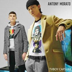 Offerte di Antony Morato nella volantino di Antony Morato ( Per altri 16 giorni)