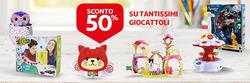 Offerte di Auchan nella volantino di Roma
