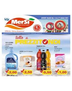Catalogo MerSi Supermercati ( Scade domani)