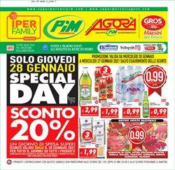 Offerte di Max a Pim Supermercati