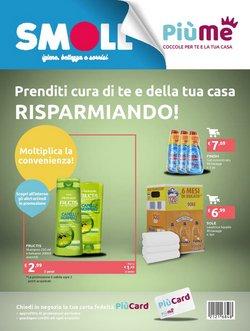 Offerte Profumeria e Bellezza nella volantino di Smoll a Catania ( 3  gg pubblicati )