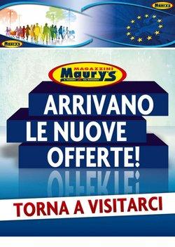 Catalogo Maury's a Cinisello Balsamo ( Scaduto )