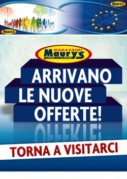 Catalogo Maury's a Firenze ( Scaduto )