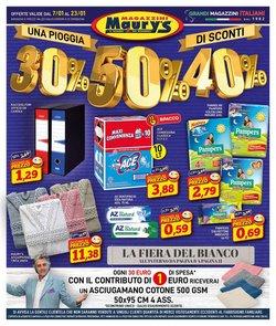 Catalogo Maury's a Brescia ( Scaduto )