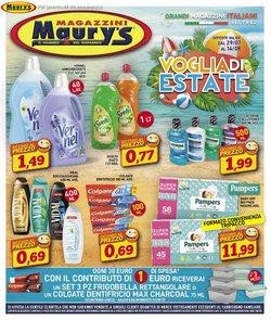 Catalogo Maury's ( Pubblicato oggi)