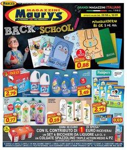 Offerte di Maury's nella volantino di Maury's ( Scade domani)