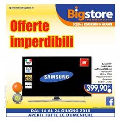 Offerte di Big Store Ipermercato nella volantino di Cuneo