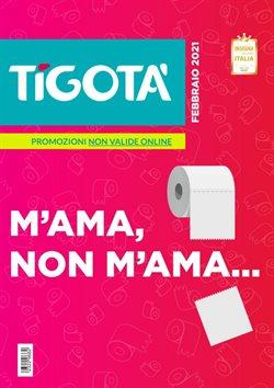 Catalogo Tigotà a Genova ( Scaduto )