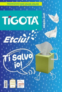 Catalogo Tigotà a Milano ( Scaduto )
