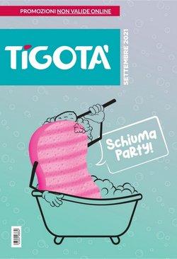 Offerte di Profumeria e Bellezza nella volantino di Tigotà ( Per altri 11 giorni)
