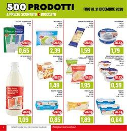 Offerte di Latte fresco a Emi Supermercati