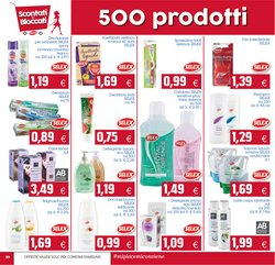 Offerte di Gel doccia a Emi Supermercati