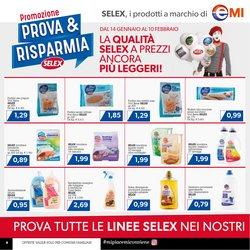 Offerte di Selex a Emi Supermercati