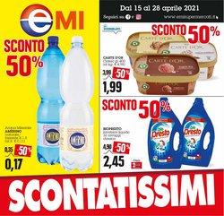 Catalogo Emi Supermercati ( Pubblicato ieri )