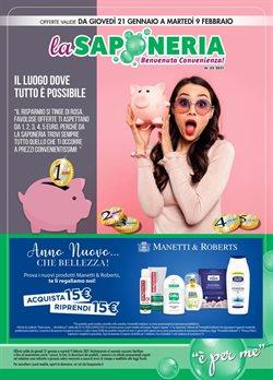 Catalogo La Saponeria a Vicenza ( Per altri 13 giorni )
