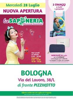Catalogo La Saponeria ( Pubblicato oggi)