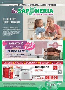 Catalogo La Saponeria ( Scade domani)