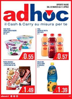 Catalogo Adhoc ( Scade domani )