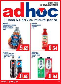 Offerte di Iper Supermercati nella volantino di Adhoc ( Per altri 5 giorni)