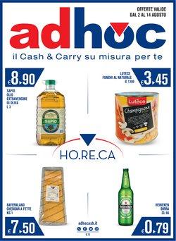 Offerte di Iper Supermercati nella volantino di Adhoc ( Per altri 9 giorni)