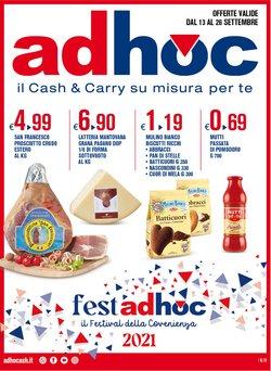 Offerte di Iper Supermercati nella volantino di Adhoc ( Per altri 6 giorni)