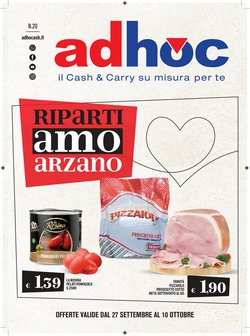 Offerte di Discount nella volantino di Adhoc ( Per altri 11 giorni)