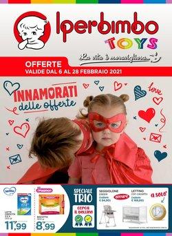 Offerte Infanzia e Giocattoli nella volantino di Iperbimbo a Vicenza ( Scade oggi )