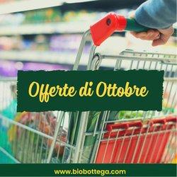 Offerte di Biobottega nella volantino di Biobottega ( Per altri 10 giorni)