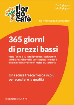 Catalogo Flor do cafe ( Scade domani)