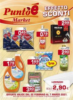 Catalogo Punto e market ( Scade domani )