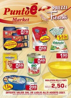 Catalogo Punto e market ( Per altri 3 giorni)