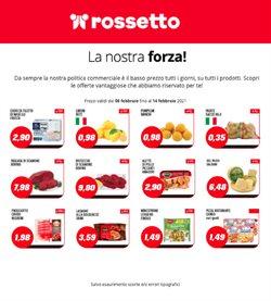 Rossetto Group a Padova   Volantini e Offerte Carnevale