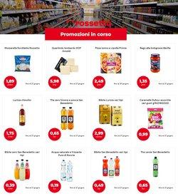 Offerte di Iper Supermercati nella volantino di Rossetto Group ( Pubblicato oggi)