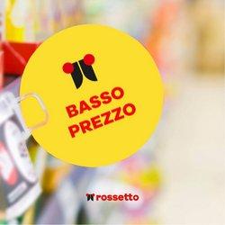 Offerte di Iper Supermercati nella volantino di Rossetto Group ( Scade oggi)