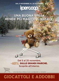 Offerte Iper Supermercati nella volantino di Ipercoop a Gravina di Catania ( Più di un mese )