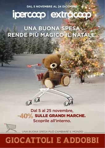 Ipercoop A Ferrara Volantini E Offerte Natale