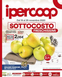 Catalogo Ipercoop a Gallarate ( Per altri 3 giorni )
