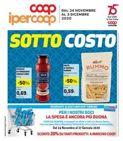 Offerte di Iper Supermercati nella volantino di Ipercoop ( Scade domani )